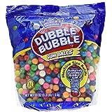 Dubble Bubble Gumball Refill, 8 Flavors, 3.3 lbs (Tamaño: 3.3 Lb Bag)