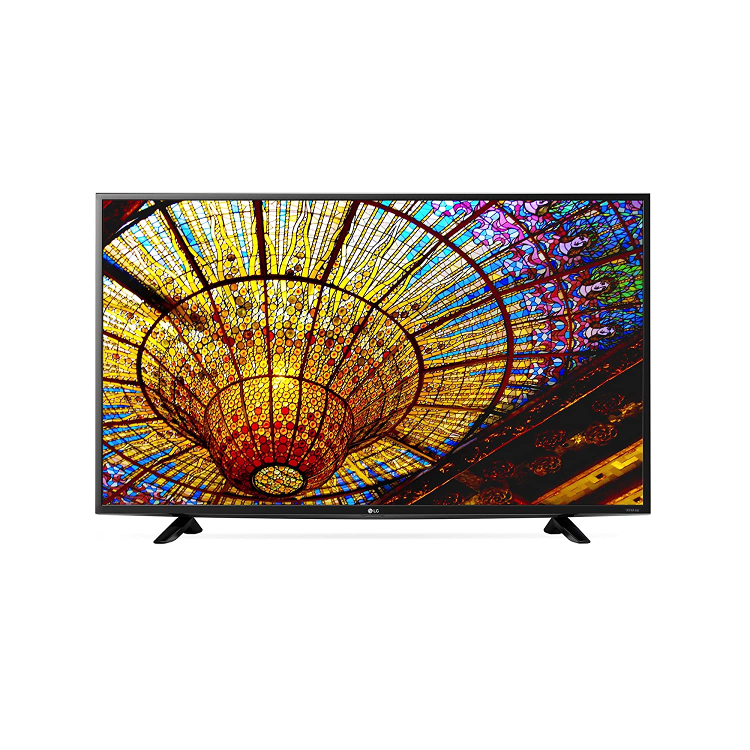 LG Electronics 49UF6400 49-Inch 4K Ultra HD Smart LED TV