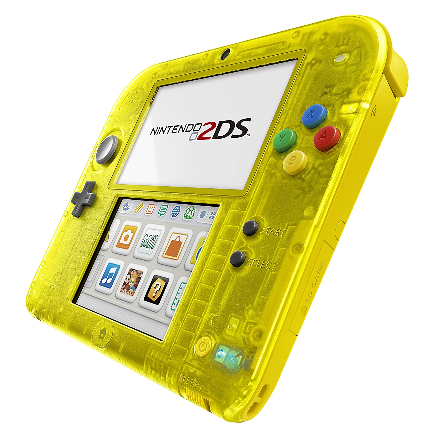 Nintendo 2ds transparent release 27 2 the for Housse 2ds xl pokemon