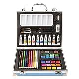 Studio 71 30063140 Watercolor, 52 Pieces Art Set, (Tamaño: 52-Piece)