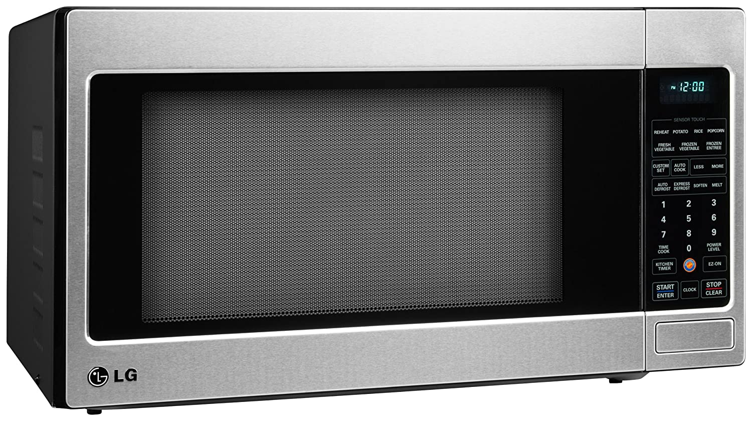 LG LCRT2010ST Microwave Oven