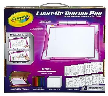 Crayola Light Up Tracing Pad Pink Reviews Plfhkjgurg