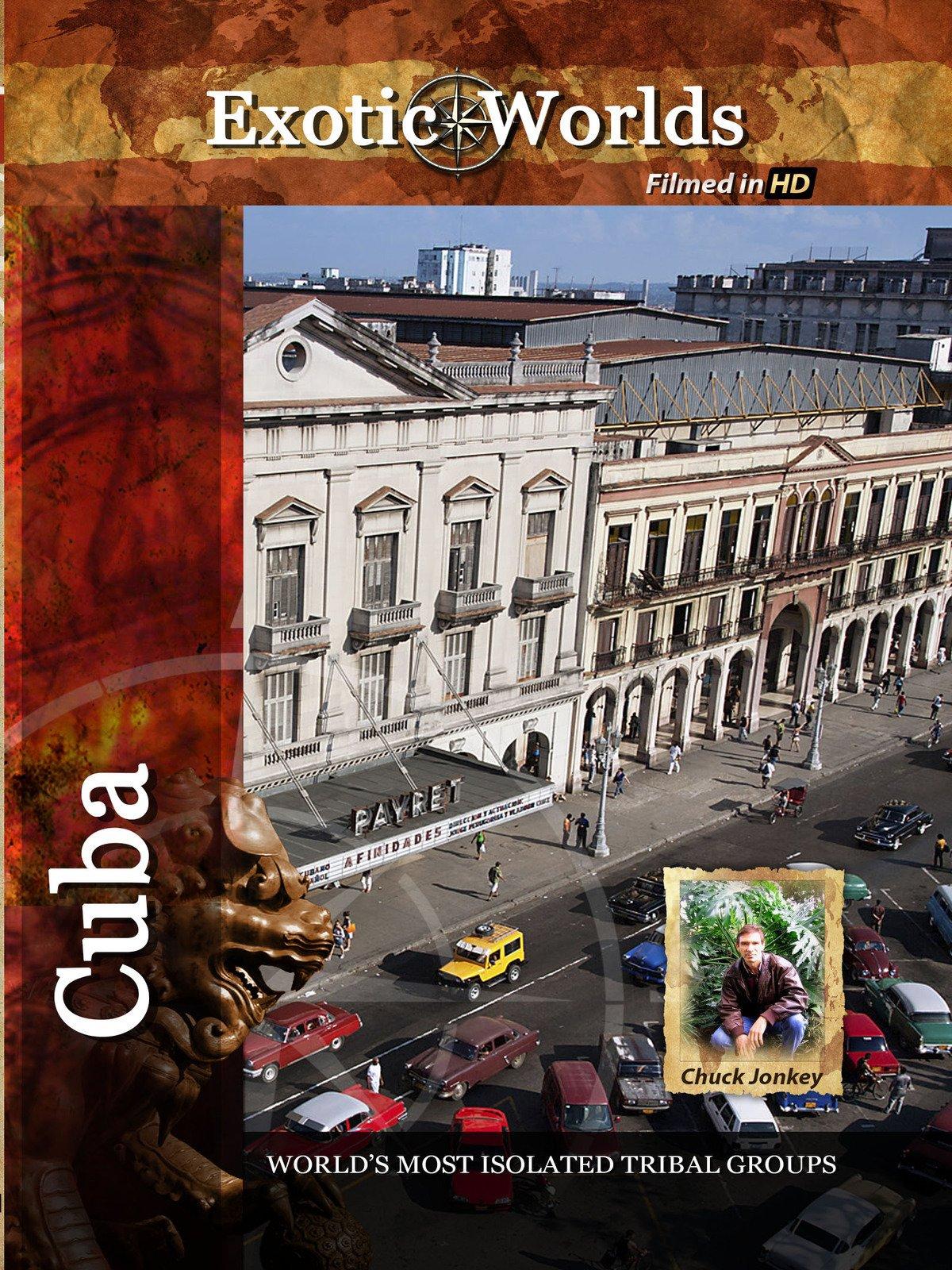 Exotic Worlds - Cuba on Amazon Prime Video UK