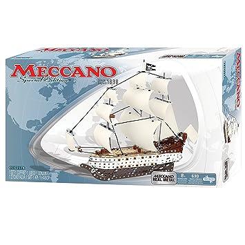 Meccano - A1505604 - Bateau Pirate