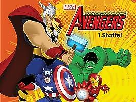 Die Avengers: Die M�chtigsten Helden Der Welt Staffel 1
