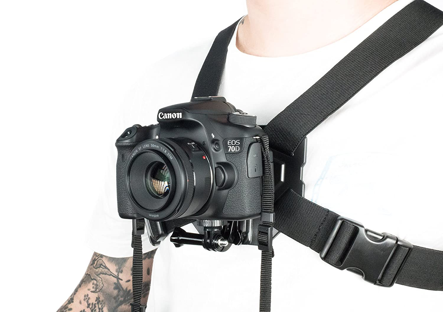Dslr Camera Harness Dslr Chest Mount Harness For