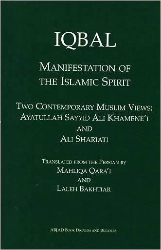 IQBAL: Manifestation of the Islamic Spirit written by Ali Shariati