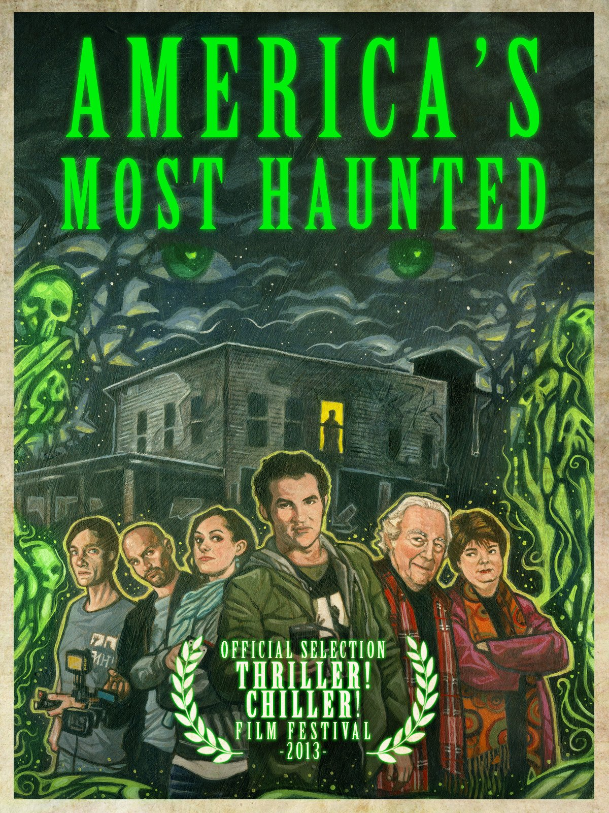America's Most Haunted on Amazon Prime Instant Video UK