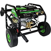 Lifan LFQ3370E 3300 PSI 2.5 GPM Electric Start Gas Pressure Washer