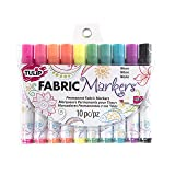 Tulip I Love To Create 31649 Fabric Markers 10/Pkg-Neon (Color: Neon)