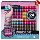 Cool MAKER KumiColors Fantasy & Neons Fashion Pack, Makes Up to 24 Bracelets with The KumiKreator, for Ages 8 and Up - NewyearLimited (Color: NewYearLIMITED, Tamaño: NewYearLIMITED)