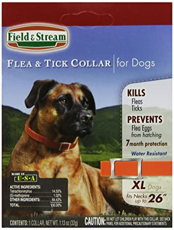 Flea and Tick collar by fieldstream