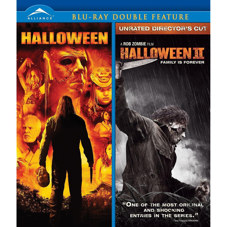 halloween halloween ii theatrical editions canadian double feature blu ray forum - Halloween Ii Blu Ray
