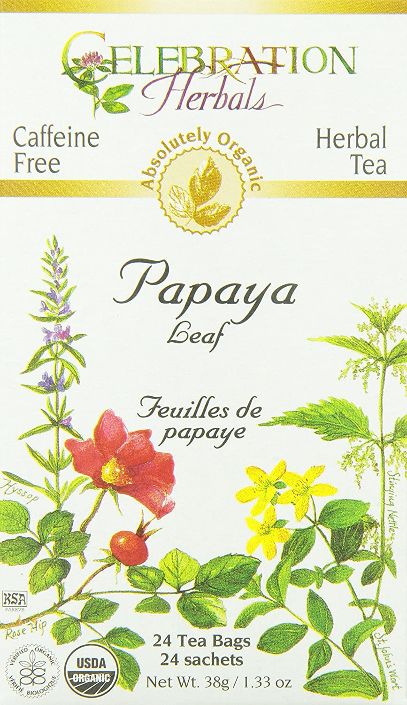 Papaya Leaf 24 Tea Bags