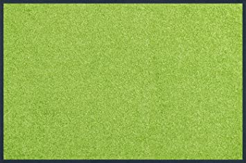 4 wash dry 052654 tapis tapis apple green nylon for Tapis cuisine wash and dry
