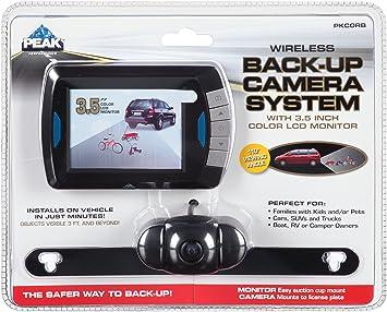 Peak PKC0RB 3.5-Inch Digital Wireless Back-Up Camera