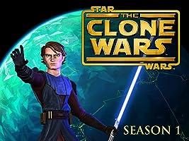 Star Wars: The Clone Wars Season 1 [HD]