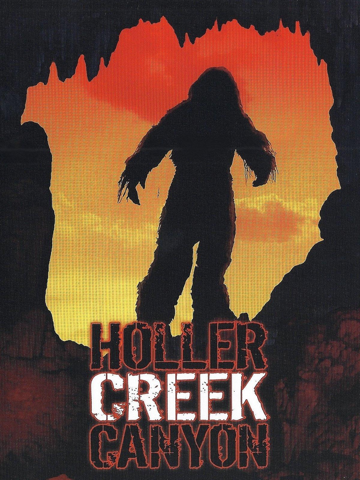 Holler Creek Canyon