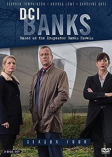 Book Cover:                                                                             DCI Banks: Season Four