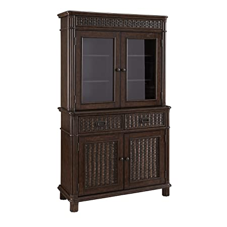 Home Styles Furniture 5547-617 Castaway Buffet and Hutch