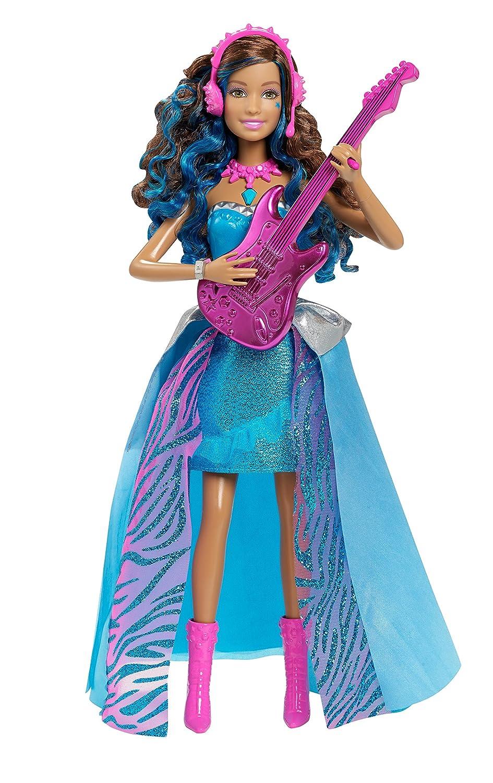 Barbie Rock-n-Royals Erika Doll günstig