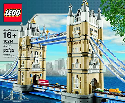 乐高 LEGO Tower Bridge 10214 伦敦塔桥