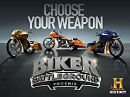 Biker Battleground Phoenix Season 1