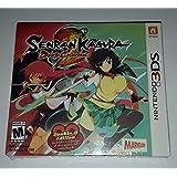 Senran Kagura Deep Crimson 3DS