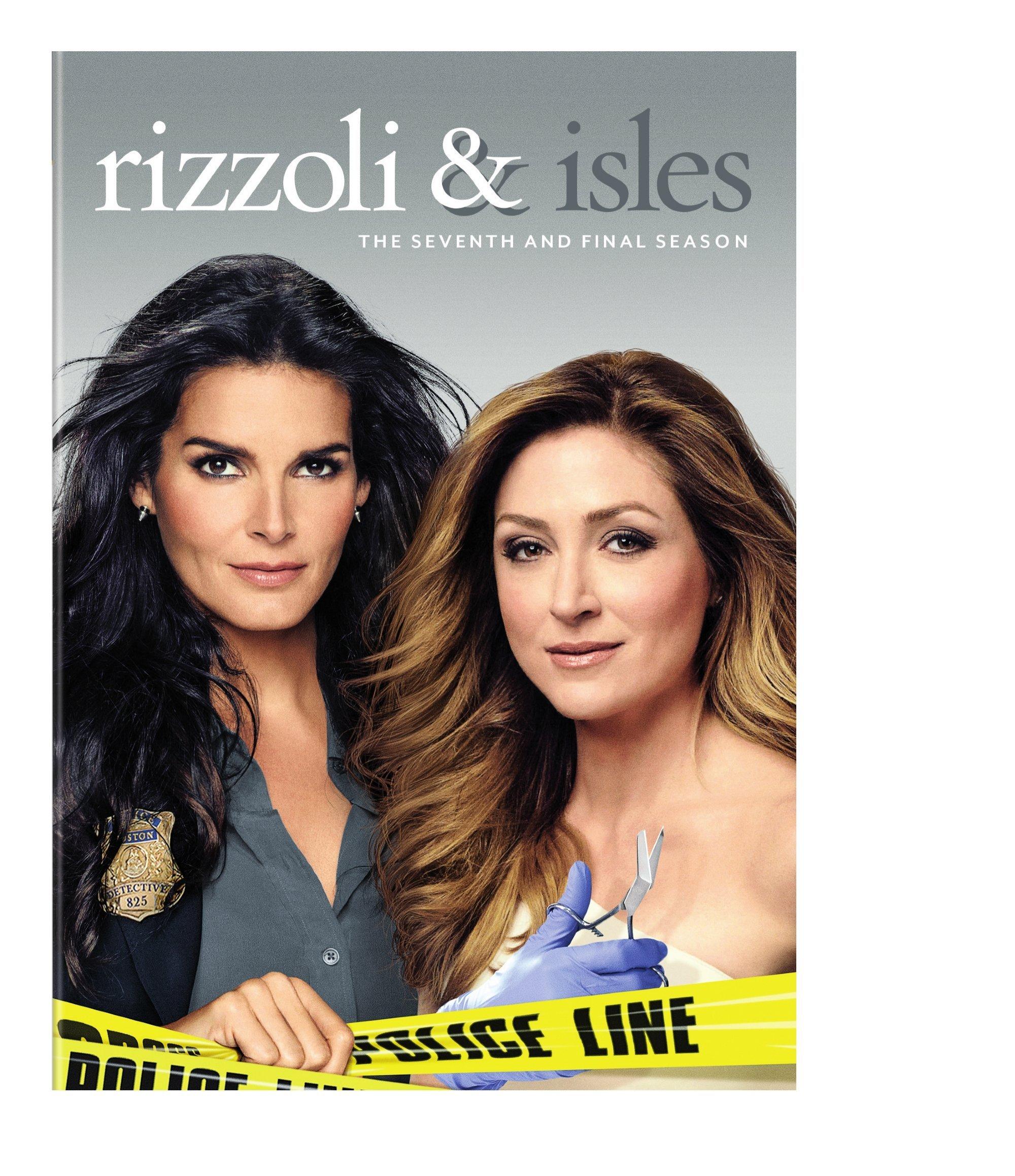 Rizzoli Isles Complete