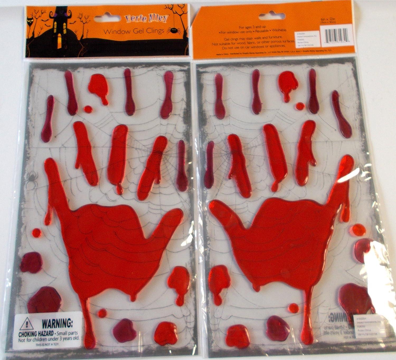 blood bath hand gels
