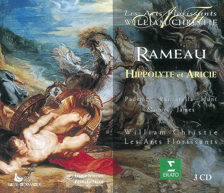 Jean-philippe Rameau Hippolyte et Aricie Rameau Hippolyte et Aricie