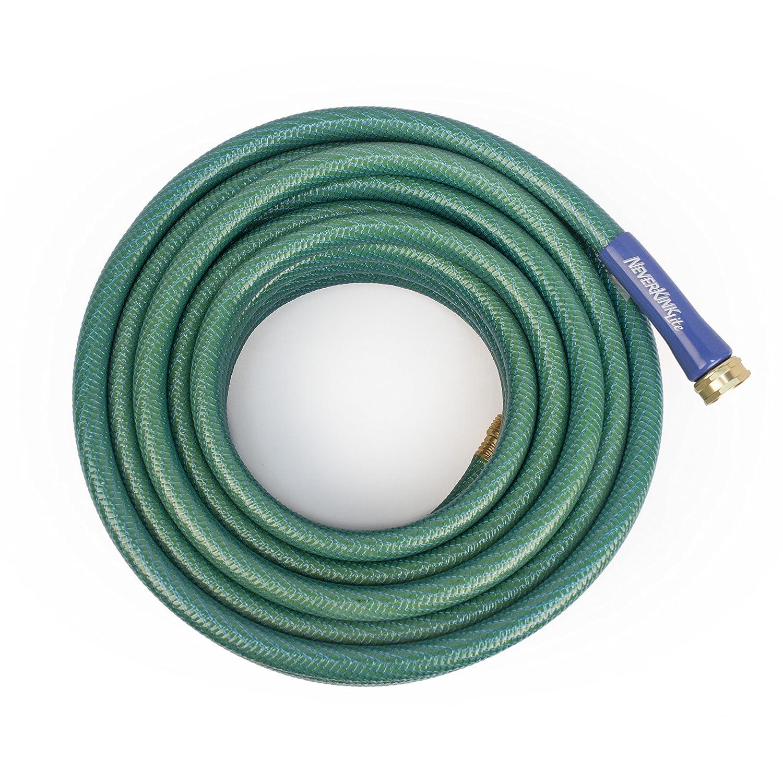 Neverkink lite 6600 50 50 feet garden hose 9 16 inch for Never kink garden hose