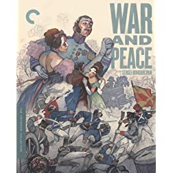 War and Peace The Criterion Collection [Blu-ray]