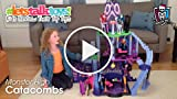 Mattel & Fisher-Price: Monster High Catacombs #LetsTalkToys!