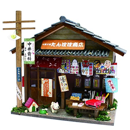 Billy handmade dollhouse kit Showa series kit candy shop 8532 (japan import)