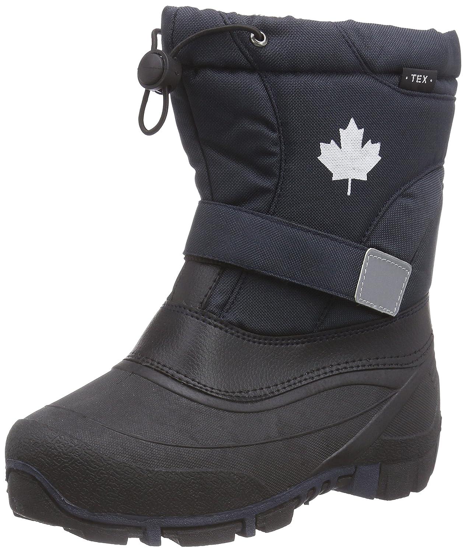 Canadians 467 185 Unisex-Kinder Warm gefütterte Schneestiefel kaufen