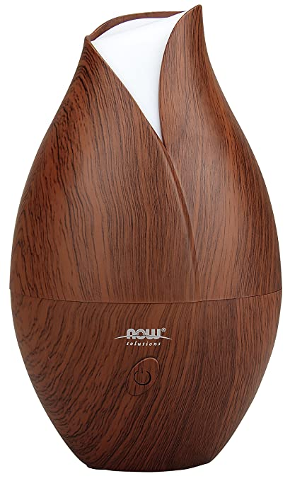 Now Foods Ultrasonic Wood Grain Oil Diffuser