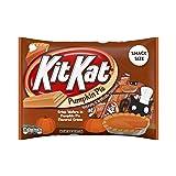 KitKat Pumpkin Pie Snack Size Crisp Wafers 9.8oz (Single Pack) (Tamaño: Single Pack)