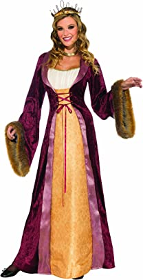 Rubie's Costume Deluxe Milady Of The Castle Renaissance Dress