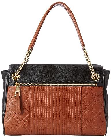 Calvin Klein Langley Leather Shoulder Bag 87