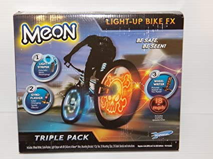 Bikefx.com Light up Bike Fx Triple