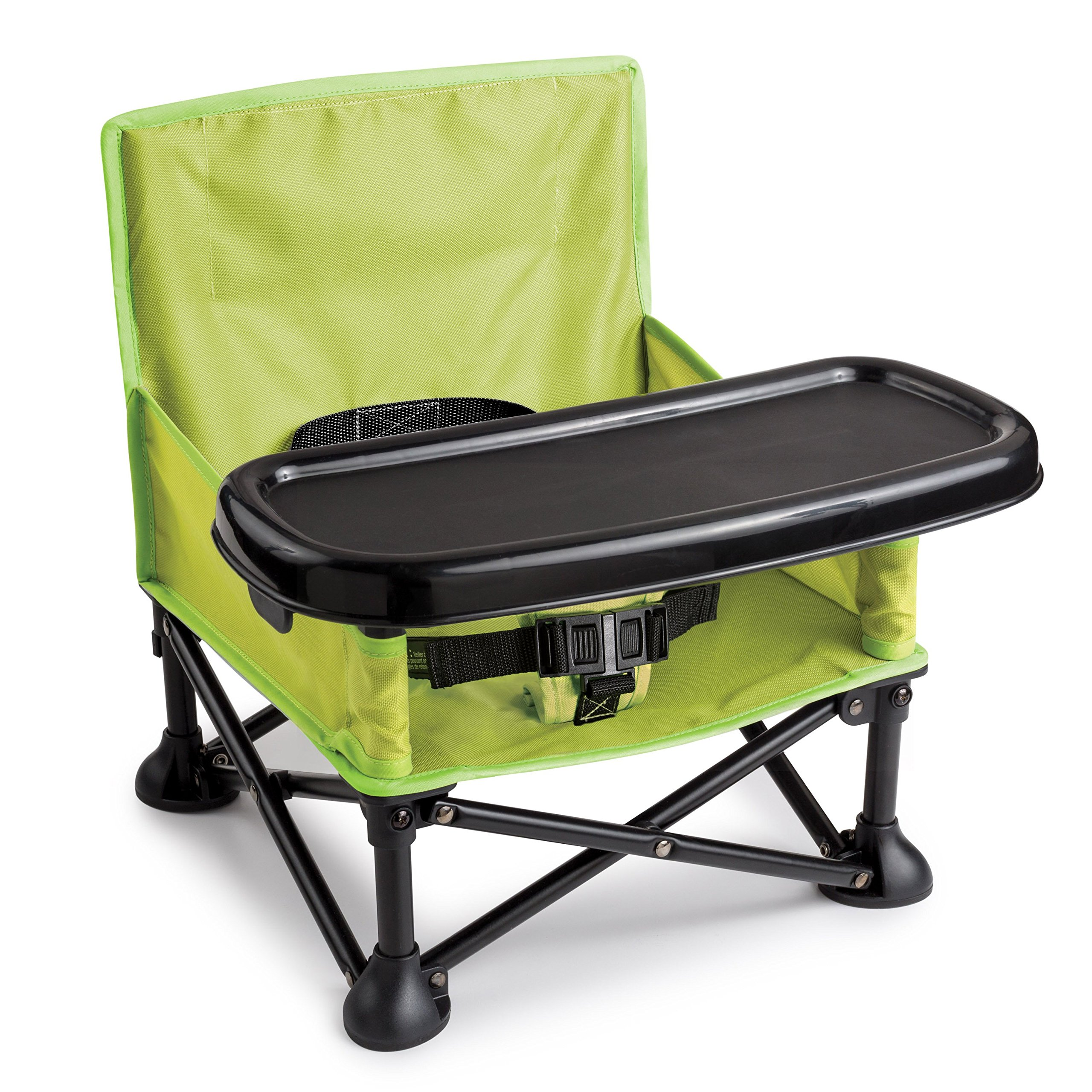 New camping booster portable infant seat baby toddler for Chaise haute graco