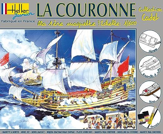 Heller Junior - 49066 - Maquette - La Couronne