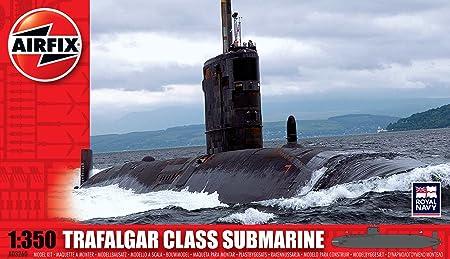 Airfix - A03260 - Maquette - Trafalgar Class Submarine