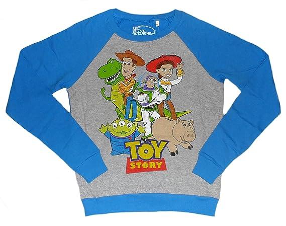 Disney Toy Story Junior Women's Sweatshirt