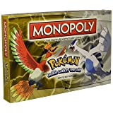 Monopoly Game: Pokémon Johto Edition (Color: Multi-colored)