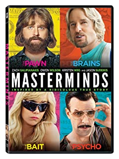 Book Cover: Masterminds