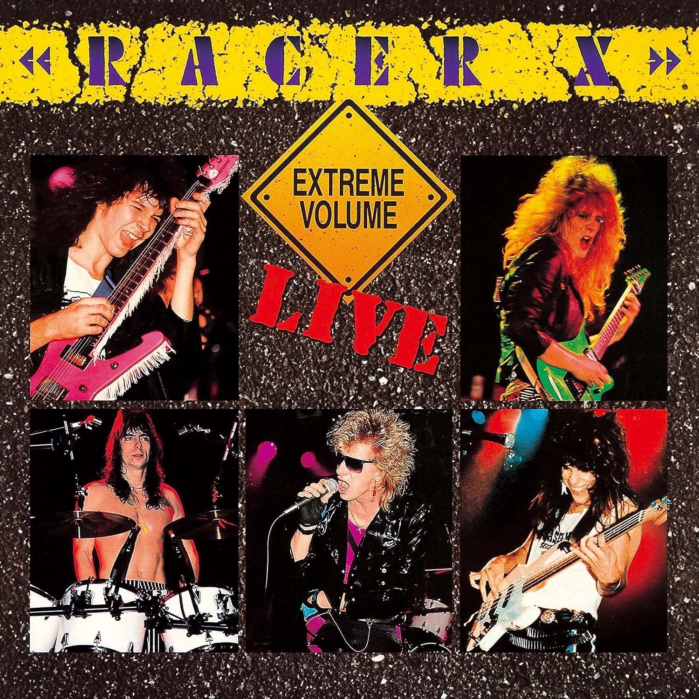 Live - Extreme Volume I