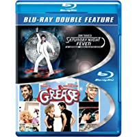Saturday Night Fever / Grease on Blu-ray
