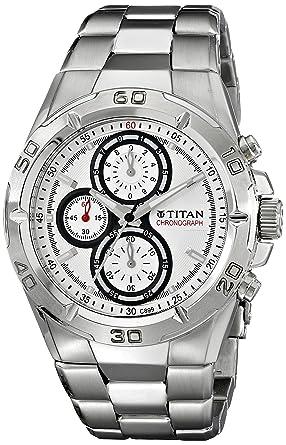 buy titan octane chronograph white dial men s watch nf9308sm01ma titan octane chronograph white dial men s watch nf9308sm01ma